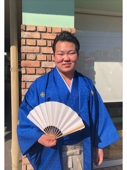 成人式〜^^_20190116_3