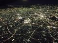 東京の夜景!