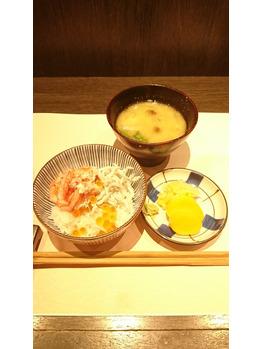ご飯に(^^)_20171014_3
