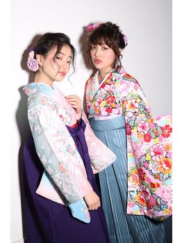 袴着付けお持ち物について*高田馬場 美容室 卒業式_20180224_1