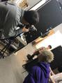 2018AWファインボーイズヘアカタログ撮影