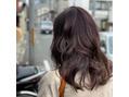 【novem仁城】ダブルカラーで魅せる中明度春カラー