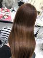 髪質改善で縮毛いらずの髪の毛へ・・・!?