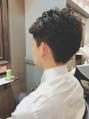 【銀座】☆本日のリアルオーダーメンズカットby秦☆
