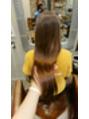 髪質改善 oggiotto フルコース