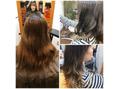 オッヂヘア(oggi hair)デザインカラー