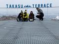 ユートラクト(U-tract)スノーボード行ってきました!