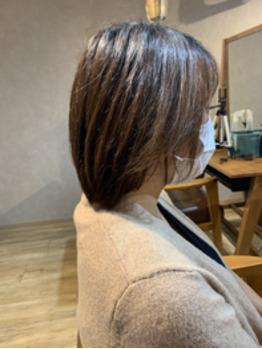 ショートカット♪小顔カット【山崎慎悟】_20201003_2