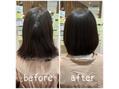 リベラル(liberal)髪質改善酸性縮毛矯正のお客様のビフォーアフター65