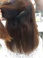 #髪リペ でツヤツヤヘアを手に入れます!