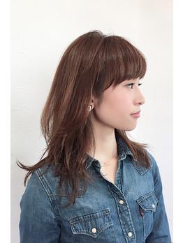 2016年は軽やかなヘアスタイルで*¥(^o^)/*☆_20160421_2