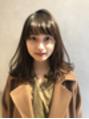 本日のご予約とトレンド小顔リアルカット★副店長田中