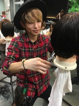 今回の講習はカット&パーマスタイリング☆_20171018_2