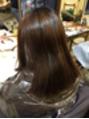 髪質改善で扱いやすい髪に!