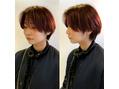 Aimeeユウ ★前髪長めショートスタイル提案★