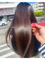 zezeの髪質改善トリートメント◯