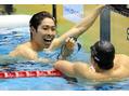 リオ・オリンピック400メートル水泳