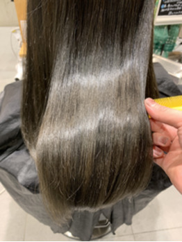 美髪チャージでグレージュ!_20190222_1