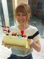 HAPPYBIRTHDAY(^o^)