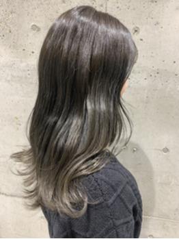 美髪チャージでグレージュ!_20190222_2