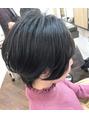 【ショートヘア♪】ハンサムショート☆