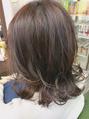 ヘアサロン ナノ(hair salon nano)軽やかに!