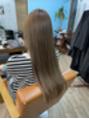 静電気には髪質改善【大泉学園】