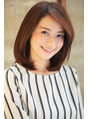 ダミアバイルル(DAMIA by LuLu)佐々木の研究日記 28・大人可愛い髪型