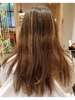 髪質改善ストレート 『極み』