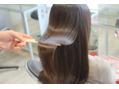 ◇谷平◇「紫外線で傷んだ髪へ♪」