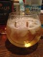 ニコちゃんグラス