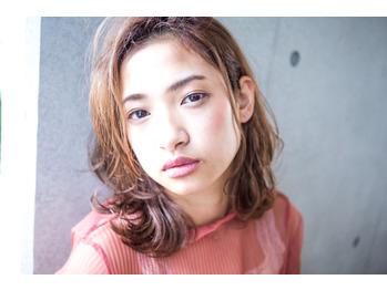 夏のおしゃれミディアムととろみカラー【ハマダ】_20180808_1