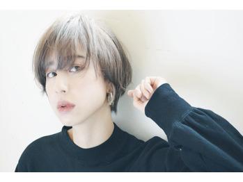 かっこかわいい!ベリーショートスタイル☆_20190810_2