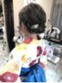 ブレインスイープ(Brain Sweep)浴衣の着付け&ヘアセット