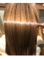 NAKEDの髪質改善トリートメントで髪をきれいに(^^)/
