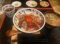 *海鮮丼*