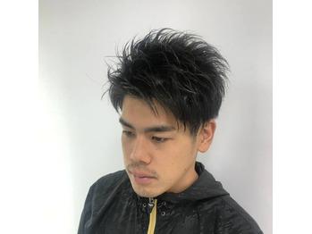 短髪男子必見☆セット簡単ツーブロック☆_20181101_1
