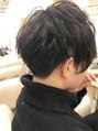 ☆濡れ髪ショート☆