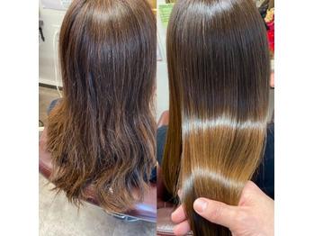 髪質改善The Sleekザスリーク続けてみて♪_20201221_1