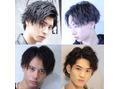 コンフィデンス メンズヘアー(confidence MEN'S HAIR)推しスタイル!!センターパート×スパイラルパーマ