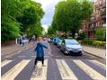 ロンドン アビーロード。