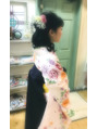 ☆卒業式 袴☆