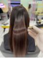 今話題の髪質改善!