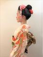 横濱ハイカラ美容院(haikara美容院)新日本髪での成人式前撮り