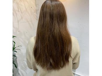 ミディアムヘアもぱっつんが可愛い。_20200330_2