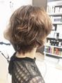 通常のパーマよりも髪が傷まずに長持ちする最新技術!