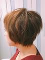 サロン ド コワフュール ケーアンドケー(salon de coiffure K&K)ショートスタイル