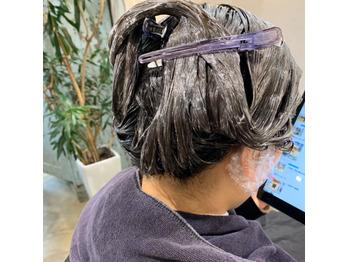 ミディアムヘアもぱっつんが可愛い。_20200330_3