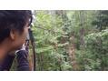 森林浴なるアソビ