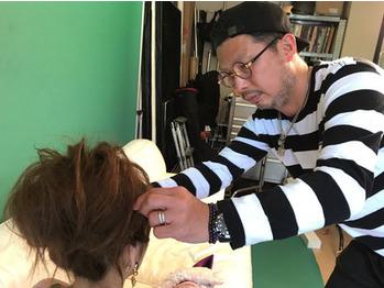 ハイファッション誌『ihme』撮影の様子♪ 第2弾_20171015_3